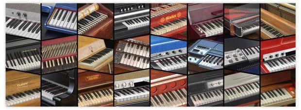 Keyscape Collage