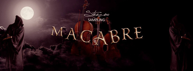 Macabre Solo Strings Header