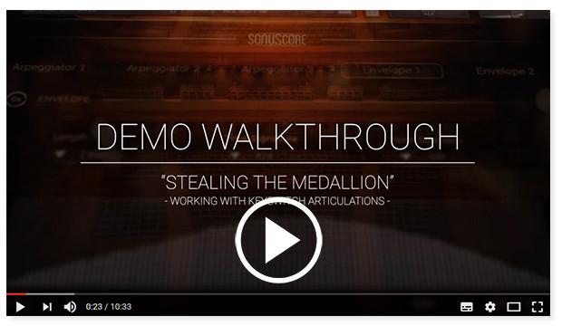 walkthrough The Medallion