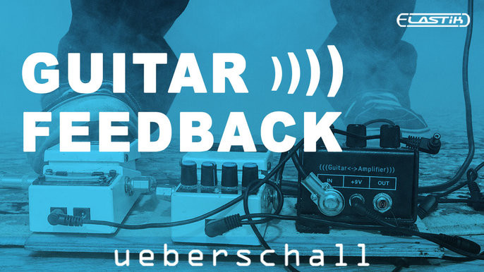 Guitar Feedback Header