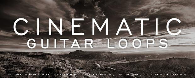 Cinematic Guitar Loops Header