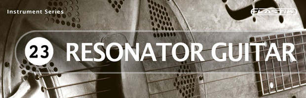 Resonator Guitar Header