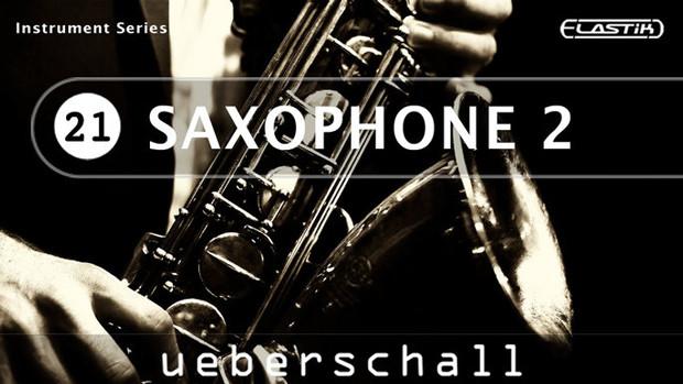 Saxophone 2 Header