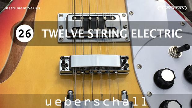 Twelve String Electric Header