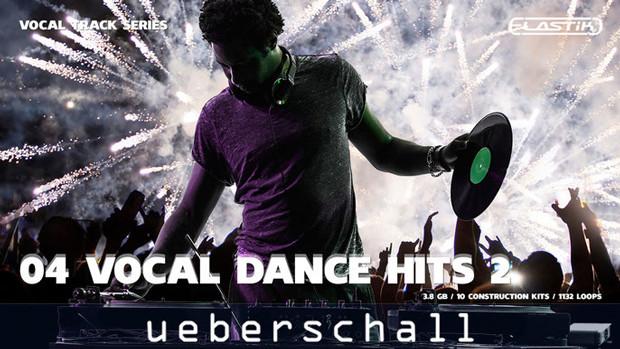 Vocal Dance Hits Header