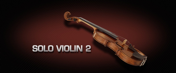 Solo Violin 2 Header