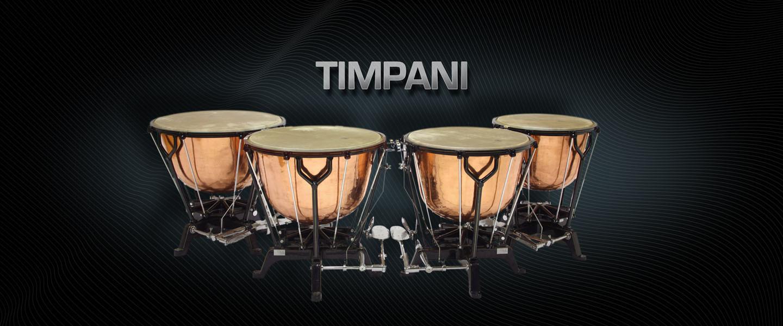 Timpani Header