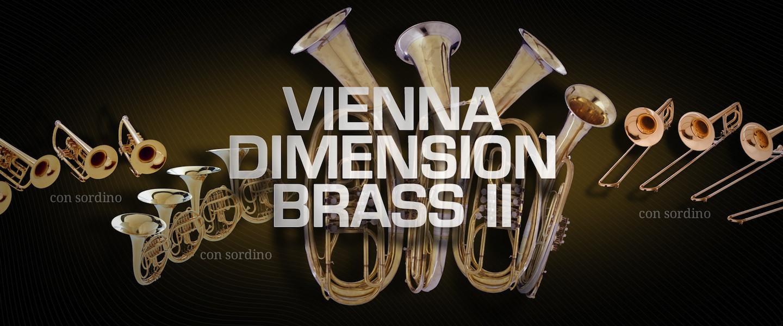 Dimension Brass II Header