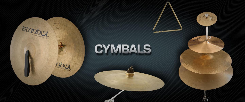 Cymbals Header