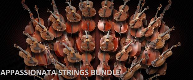 Appassionata Strings Bundle Header
