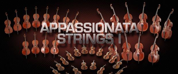 Appassionata Strings I Header