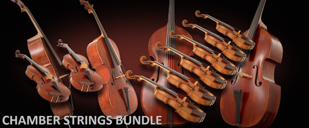 Chamber Strings Bundle Header