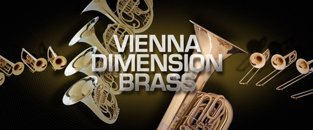 Dimension Brass Header