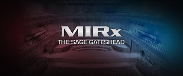 MIRx Gateshead Header