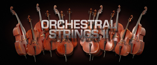 Orchestral Strings II Header