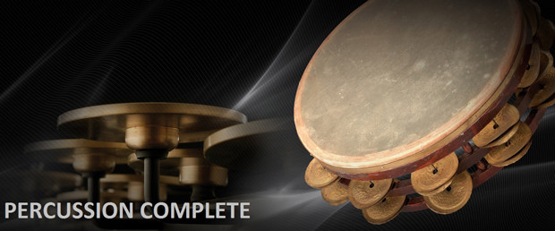 Percussion Complete Header
