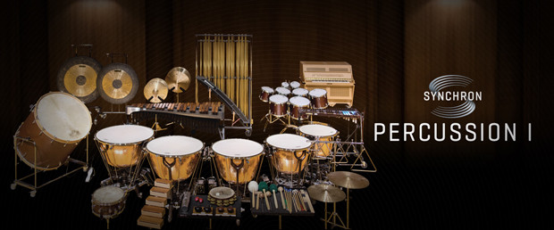 VSL Synchron Percussion I Header