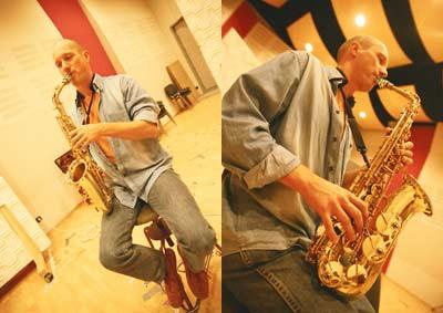 Alt Saxophone De