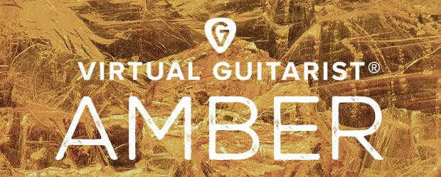 Virtual Guitarist Amber Header
