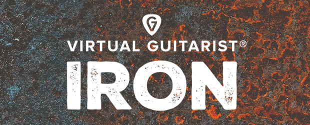 Virtual Guitarist Iron Header