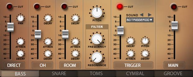 VD mixer