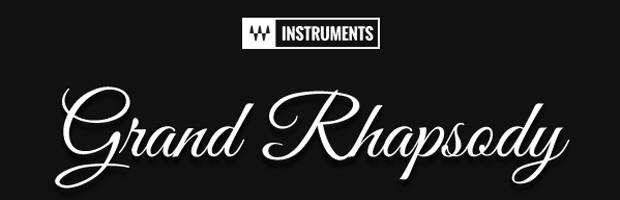 Grand Rhapsody Piano Header