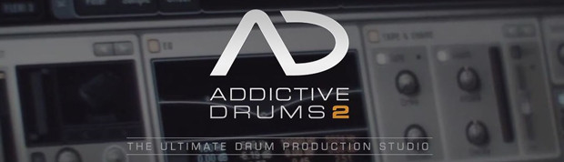 Addictive Drums 2 Header
