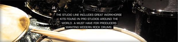 Studio Rock Banner