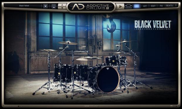 Black Velvet Screenshot