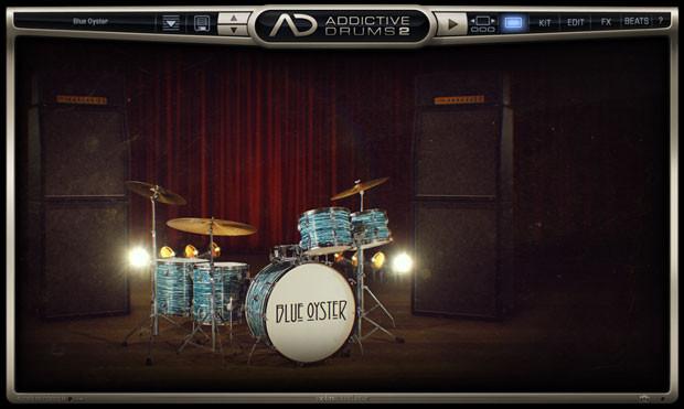 Blue Oyster Screenshot