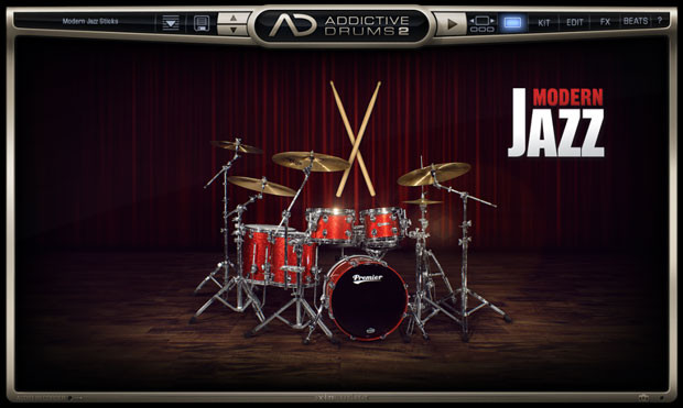 Jazz Sticks Screenshot