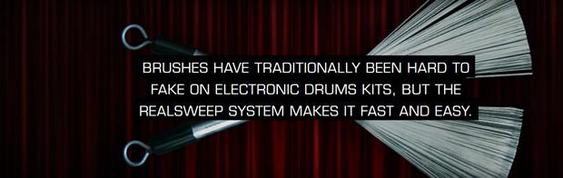 Modern Jazz Brushes banner