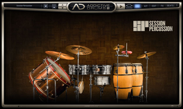 Session Percussion Screenshot