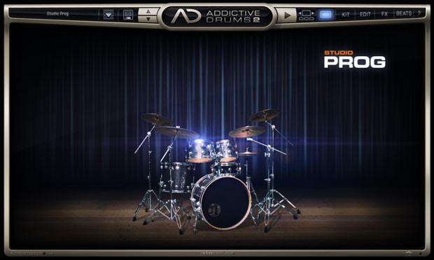 Studio Prog Screenshot