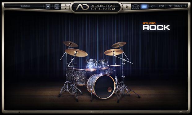 Studio Rock Screenshot