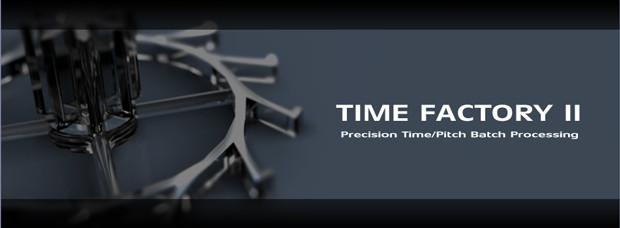 Time Factory Header