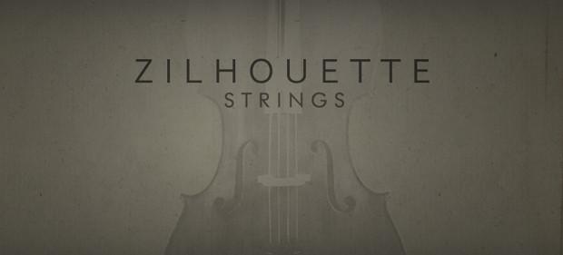 Zilhouette Strings Header