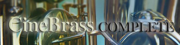 CineBrass Complete Banner