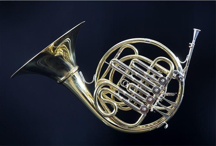 Descant Horn Instrument Image