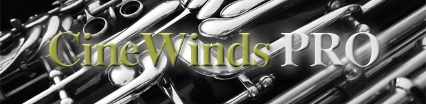 CineWinds Pro Header
