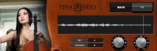 Tina Guo Legato Header