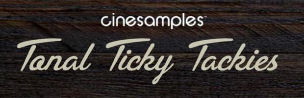 Tonal Ticky Tackies Header