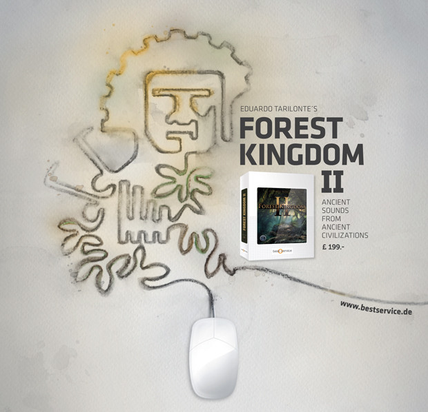 Forest Kingdom II Logo