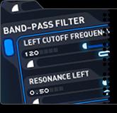 Band Pass Image