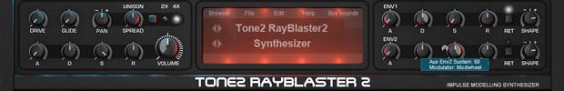 Rayblaster 2 Header
