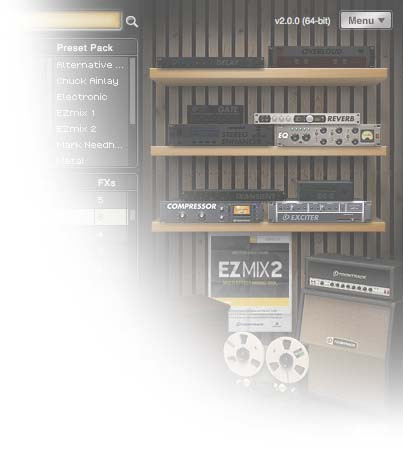 Bass Toolbox - EZmix-Pack EN