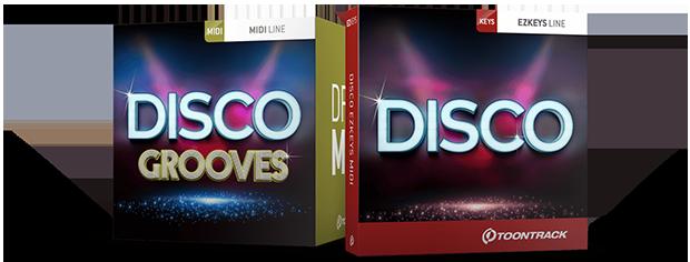 Disco boxes