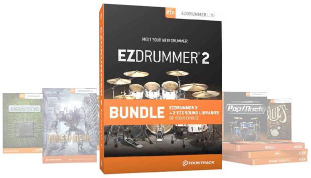 EZ Drummer Bundle Header