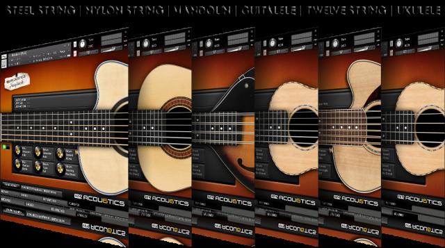 Acou6tics All Instruments