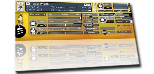 Whistler Screen
